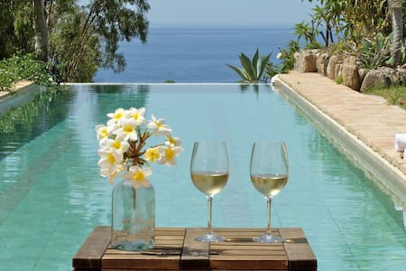 ALBAIDA 4, un balcón al Mediterráneo - Lagos - Casa