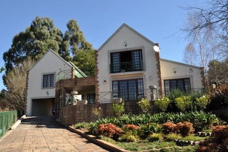 Beautiful breakaway in Dullstroom - Casa