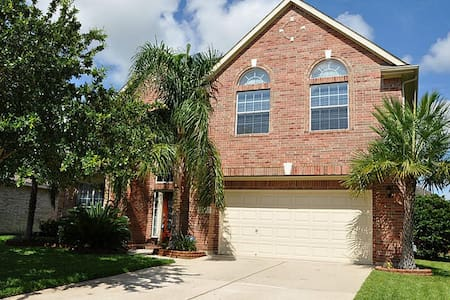 Easy access to Houston & Galveston! - Huis