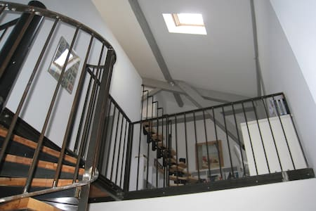 Loft triplex aux Chartrons