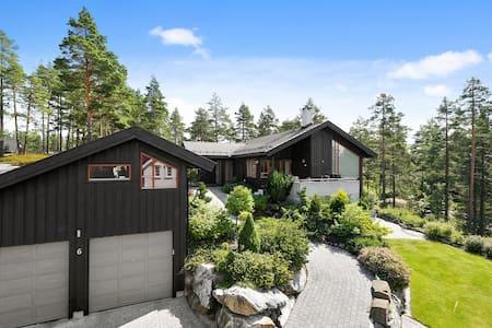 Stor enebolig på Madsebakken - Kongsberg - Casa