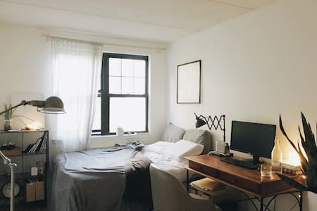 Manhattan East Village Bedroom
