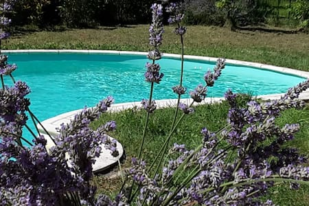 Maison avec piscine  - House with swimming pool - Casa