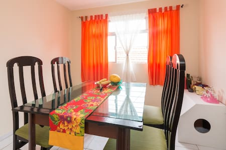 Good location in Olinda! Sunny and ventilated room - Olinda - Apartment