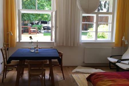 Bright garden apartment in Vienna's green belt - Wenen