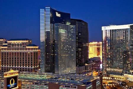 VDARA CITY CENTRE 25TH FL STUDIO SUITE - Las Vegas