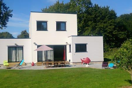 Villa Zencube à 20 mn de Deauville - Villa