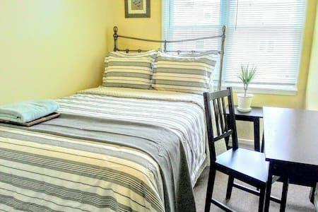 Sunny Cozy Room#5 Near Train & City - Philadelphia