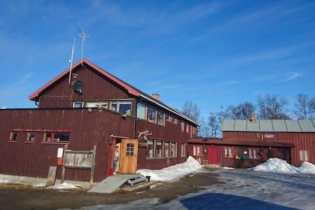 Northernlight safary - Bjørnevatn  - Apartament