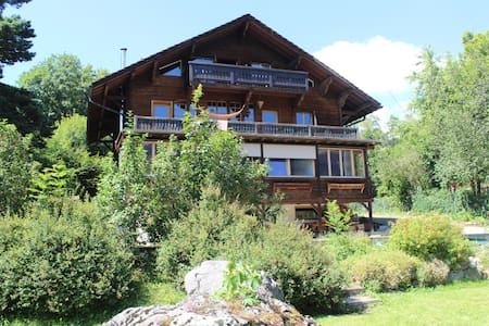 Spacious, Bright and Cosy Chalet - Gryon - Chalet
