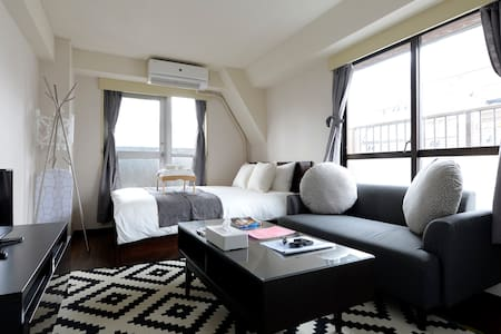 ◆Free WIFI◆Shinjuku 9min! Chic room/ Samurai I3 - Appartamento