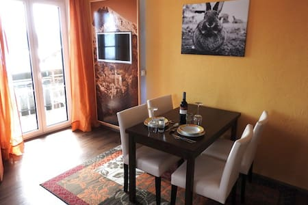 Lovely apartment for 3 people - Rückholz - Appartamento