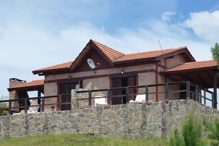 EcoCabaña Los Molles Lodge - Yacanto de Calamuchita - Cottage