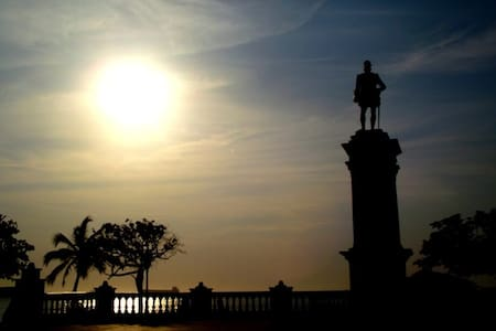 Apartamento en el centro historico de Santa Marta - Santa Marta (Centro Turistico Culturale e Storico) - Condominio