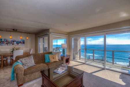 Seascape Ocean Front - Whitewater! - Solana Beach
