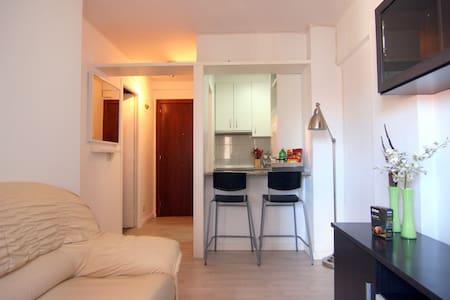 Apartamento 1D, nuevo, céntrico y bien comunicado. - Lägenhet