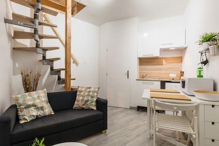 Appartement T2 duplex - Revel - Apartmen