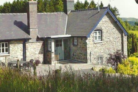 Lane Cottage - Llanyre - House