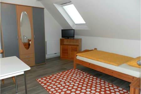 Pension - Gästezimmer frei - Haus