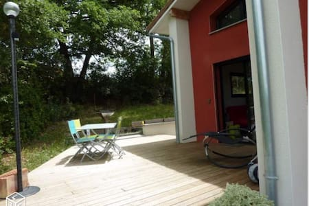 Cosy and Modern DUPLEX near AIRBUS and TLS AIRPORT - Montaigut-sur-Save - Appartement