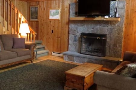 VT Family Ski House - Plymouth - Ev