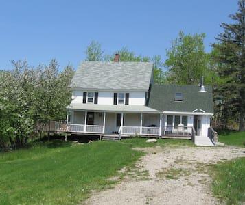 Blastow House. Serene Maine Getaway - Deer Isle - Dom