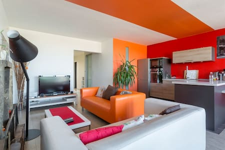 """Appartement """" les 30 glorieuses """" - Lyon - Apartment"""
