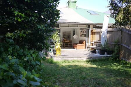 Sunny, open-plan beach pad - House