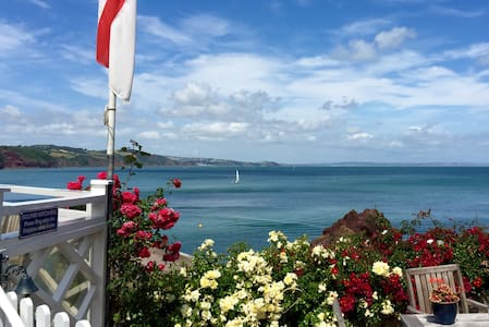 Beautiful fisherman's cottage - Torquay - Casa
