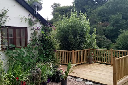 Garden Cottage- 10 minutes drive from Sidmouth - Hus