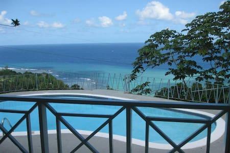 Private Villa with Private Pool & Pvt Beach Access - Boscobel - Casa
