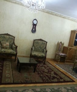 Spacious nice and clean in the heart of Smoha area - Apartment