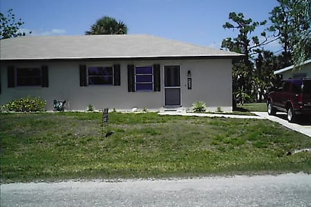 affordable waterfront charmer - Punta Gorda - 一軒家
