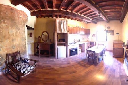 Grazioso appartamento nel centro storico - Sassetta - Hus