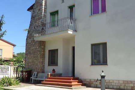 Casa nel Cuore Verde d'Italia - Stanza Rosa - Casalina - Haus