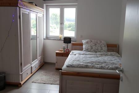 Wohnen wie Zuhause, gemütliche Wohnung mit Balkon - Buseck
