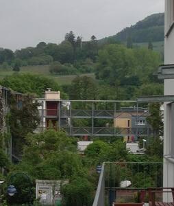 Entspannung in Freiburg-Vauban - Pis