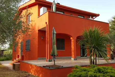 Sunset room - THE BELL HOUSE - Campagnano di Roma - Villa