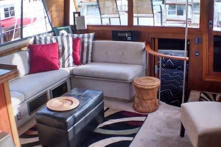 Inn Agua Houseboat Seattle - Seattle