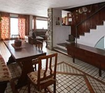 Holiday Home Besson - Sauze d'Oulx - Bed & Breakfast