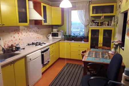 Комната в трехкомнатной квартире :) - Apartament