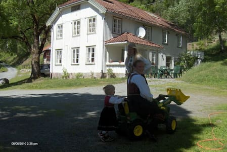 Nordigard Bjørge Gjestegard - Wohnung