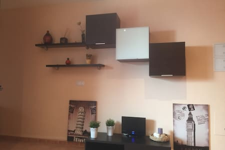 Apar. Segovia. Ideal parejas. - Appartamento