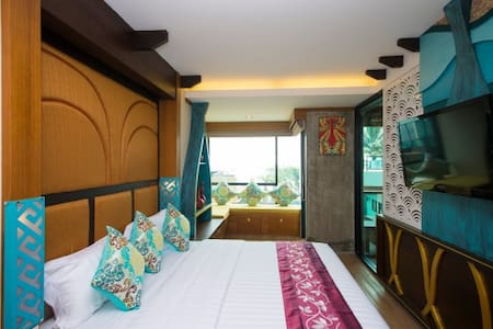 Gorgeous Junior Suite - Ocean View - Ao Nang - Butik otel