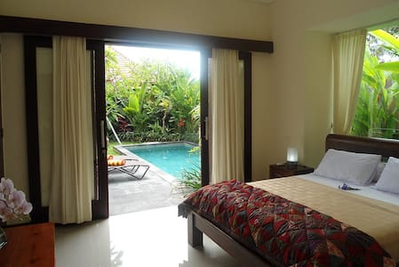 Elegant villa sleep 7 pvt pool - Sanur - Villa