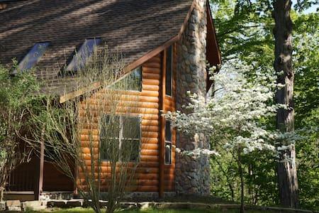 Waya's Den( Secluded 6 acres) - Hus