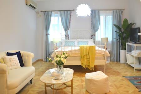 Charming 1 br apt near Xintiandi - Apartment