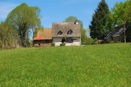 Maison au calme dans charmant village - Haus