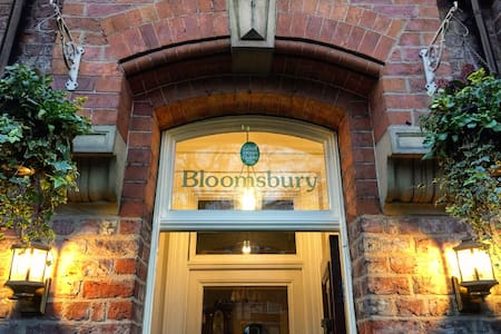 The Bloomsbury - Bed and Breakfast - York