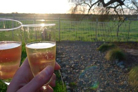 Organic Farm to River Sunset Home - Rancho Cordova - Hus